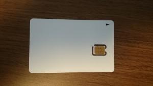 0SIM SIMカード