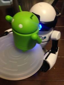 Hello Mip & droid