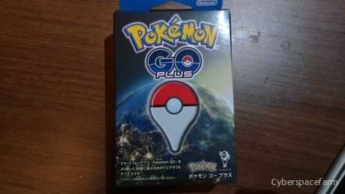 Pokemon go Plusを購入